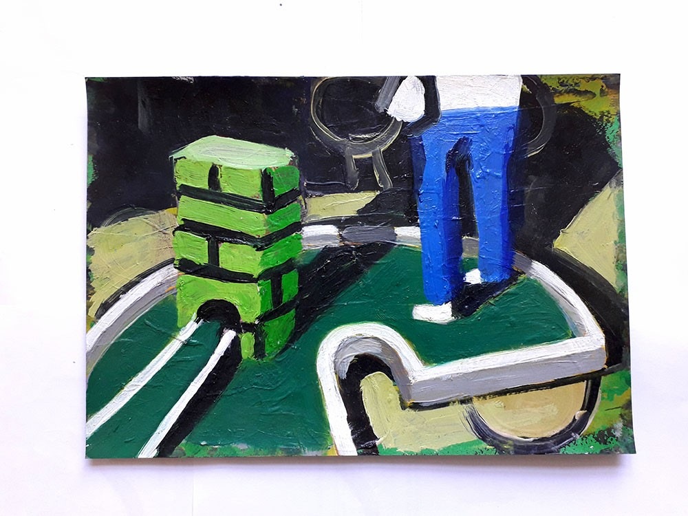 Brick Golf
