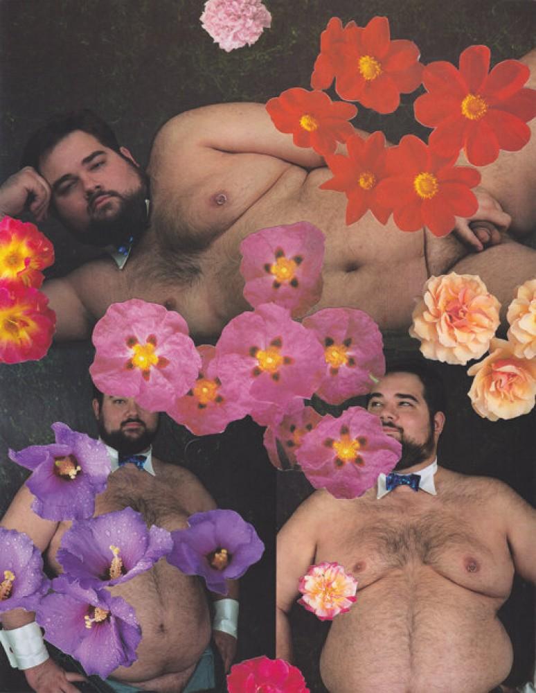 Bulk Male Flower Collage 12