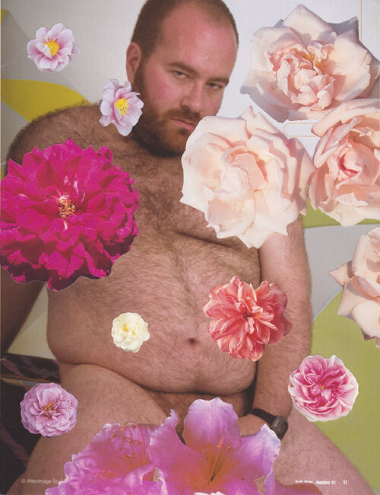 Bulk Male Flower Collage 17