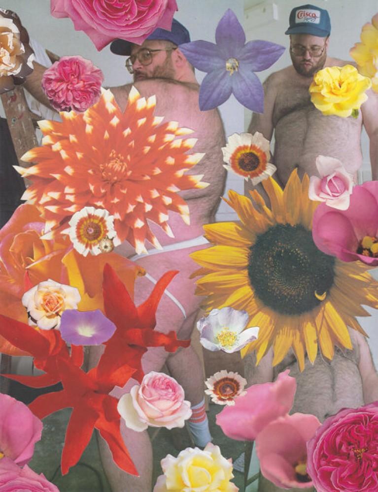 Bulk Male Flower Collage 34