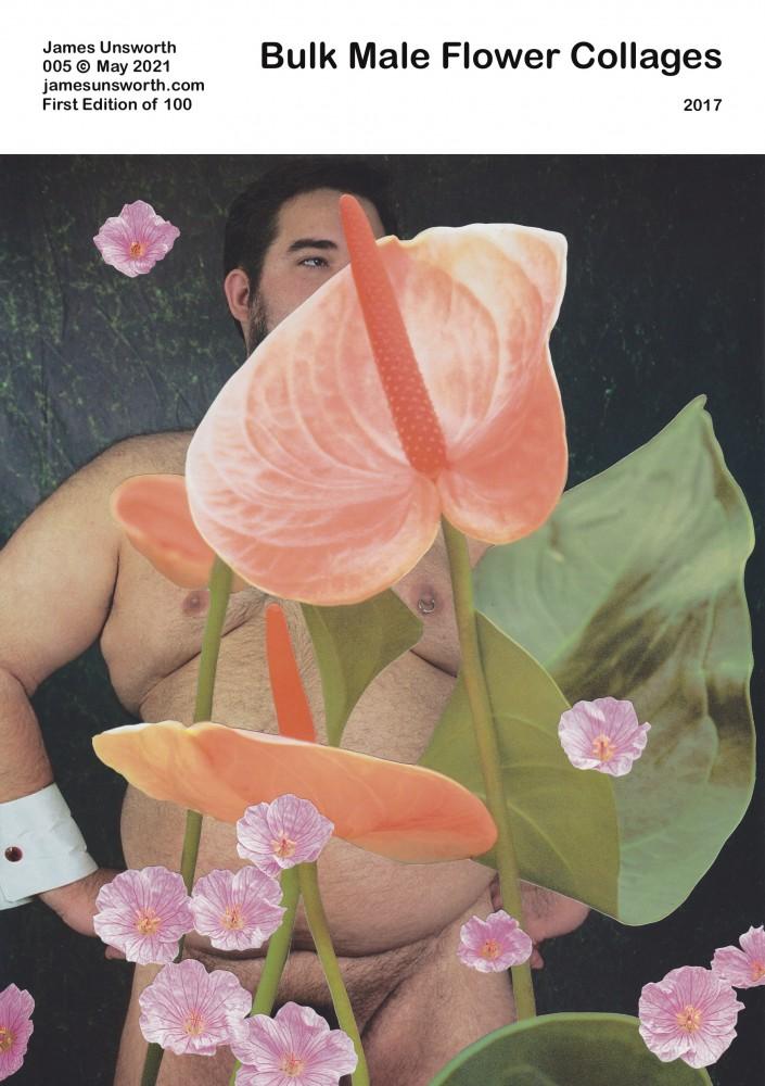 Bulk Male Flower Collages ACBF Publication