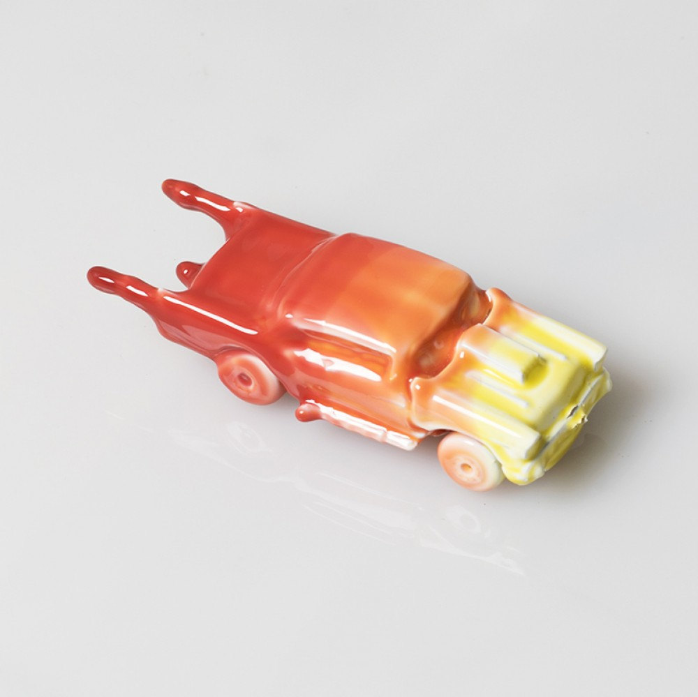 Sunrise Car, Hot Bonnet. 2/32