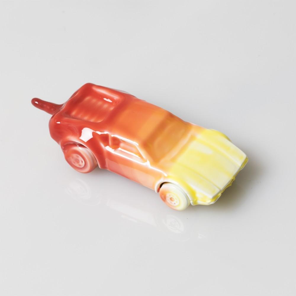 Sunrise Car, Lava Lamb.  7/31