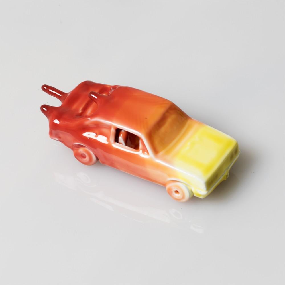 Sunrise Car, Sun Shower.  12/31