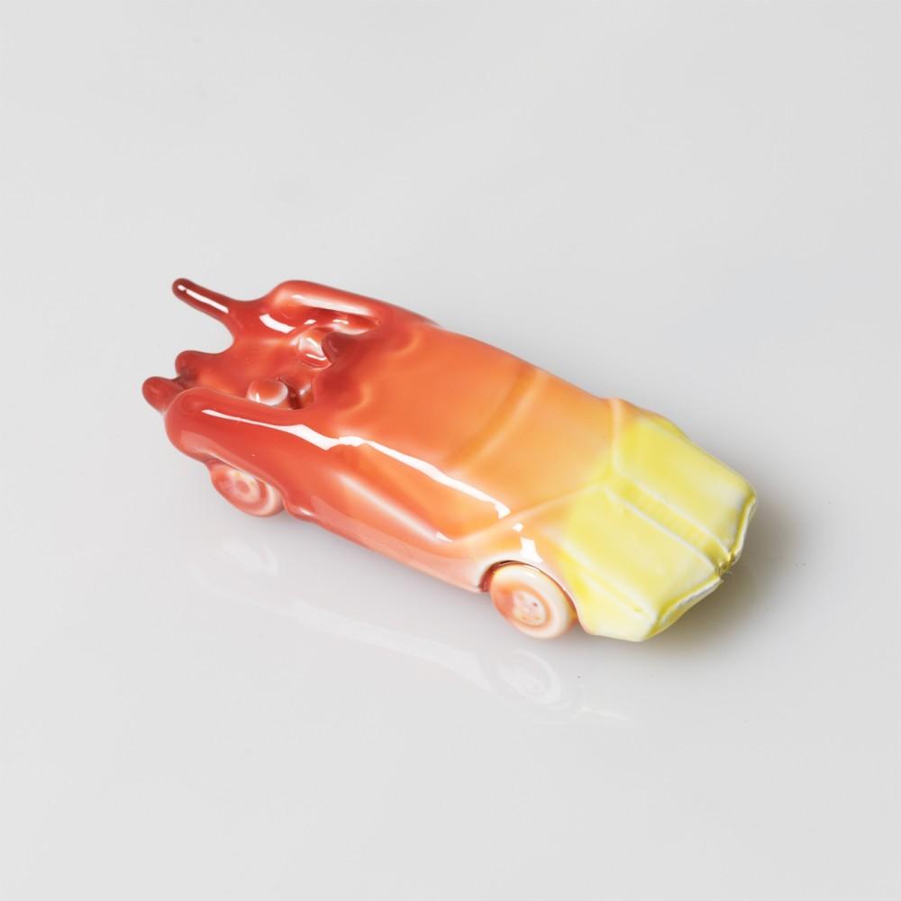 Sunrise Car, Split Beam.  13/31