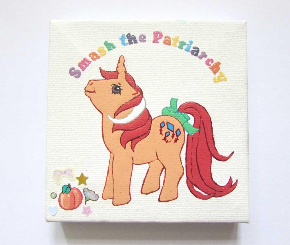 Ponies Against Patriarchy - Skyflier