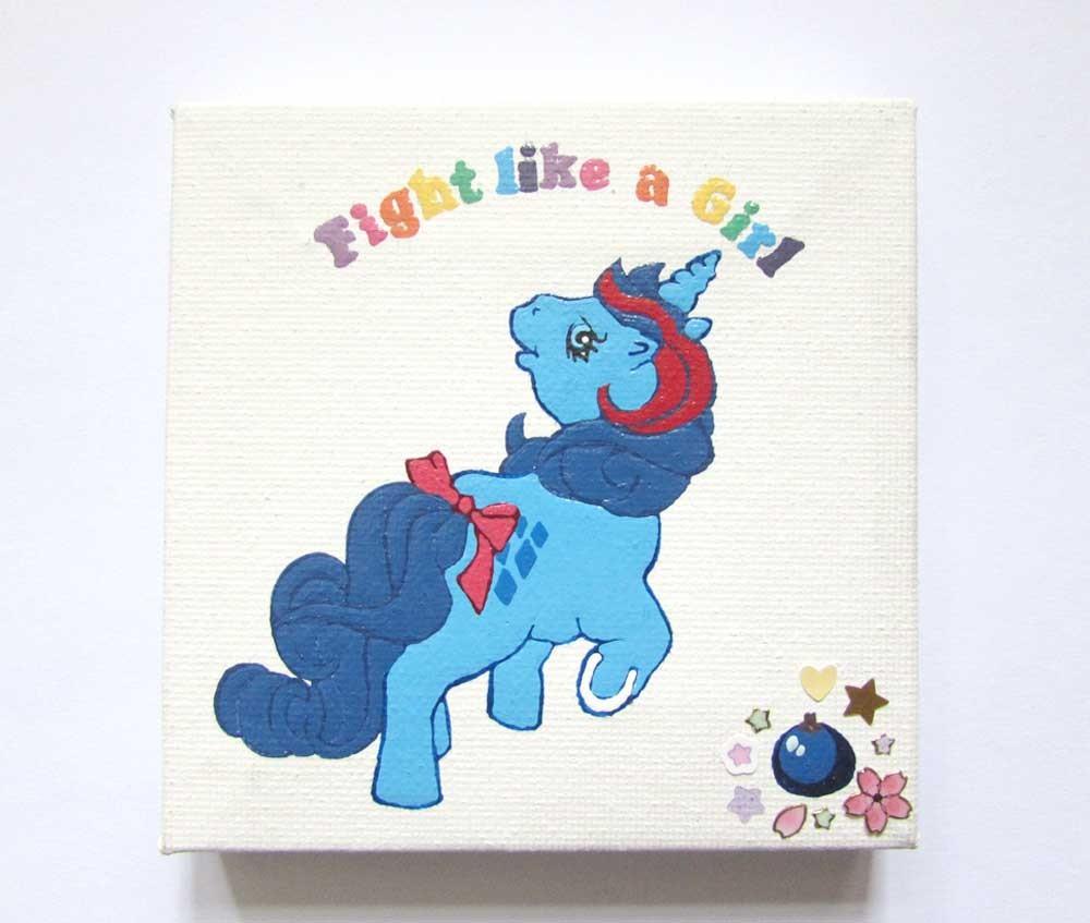 Ponies Against Patriarchy - Sparkler
