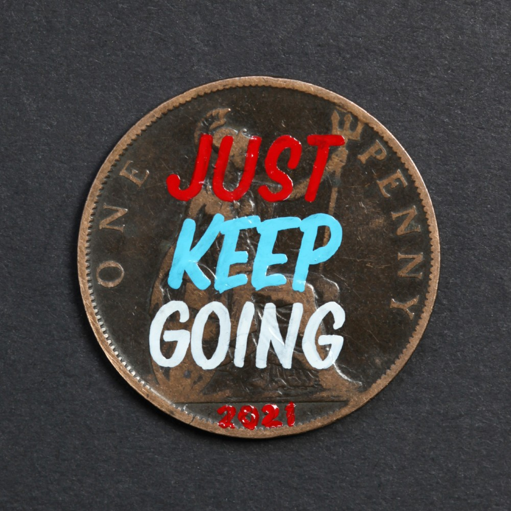 Q0302: Just Keep Going