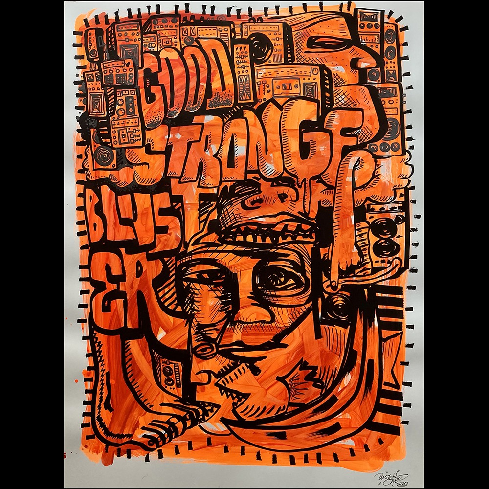 Good Strange (Dreams of NYC) I