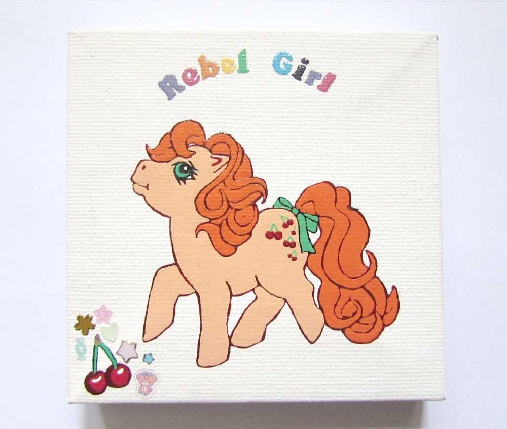 Ponies Against Patriarchy - Cherries Jubilee