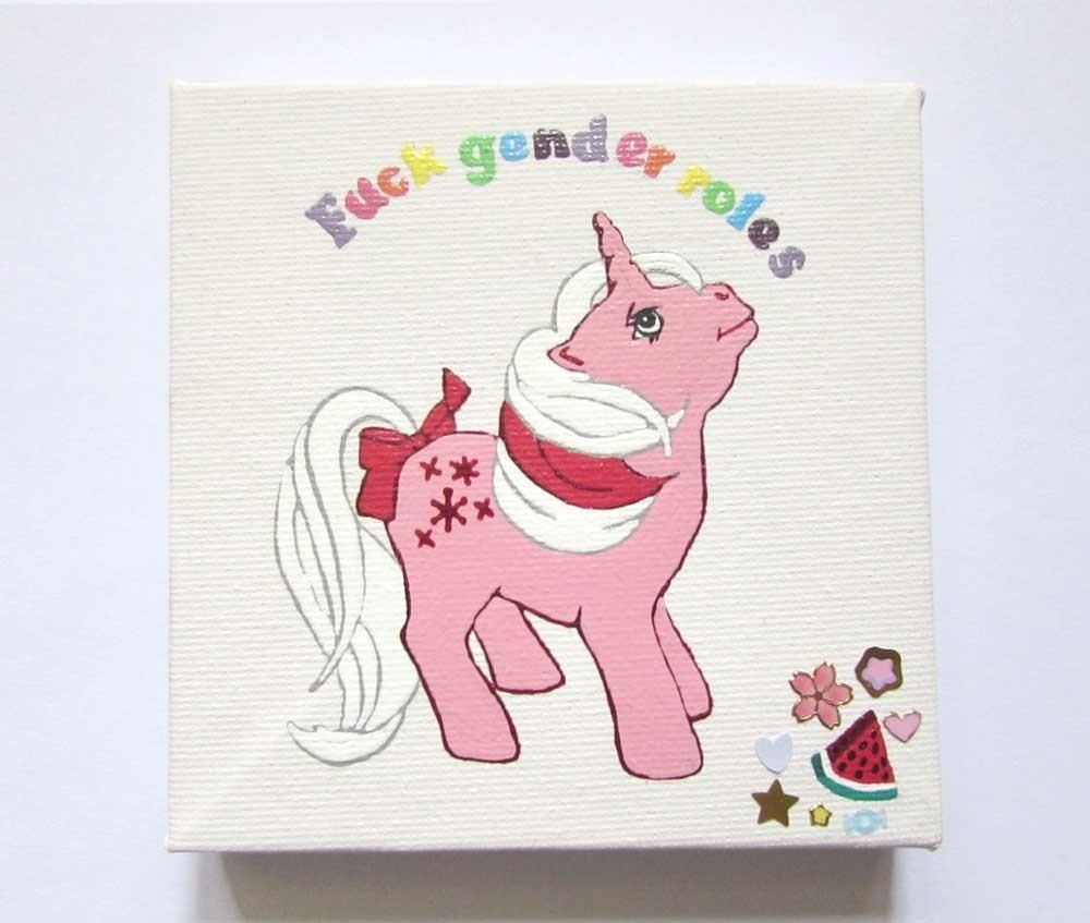 Ponies Against Patriarchy - Snowflake