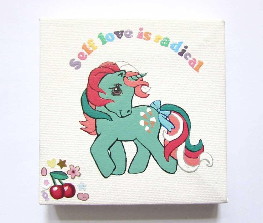 Ponies Against Patriarchy - Fizzy