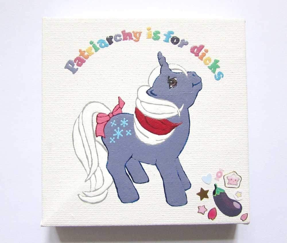 Ponies Against Patriarchy - Powder