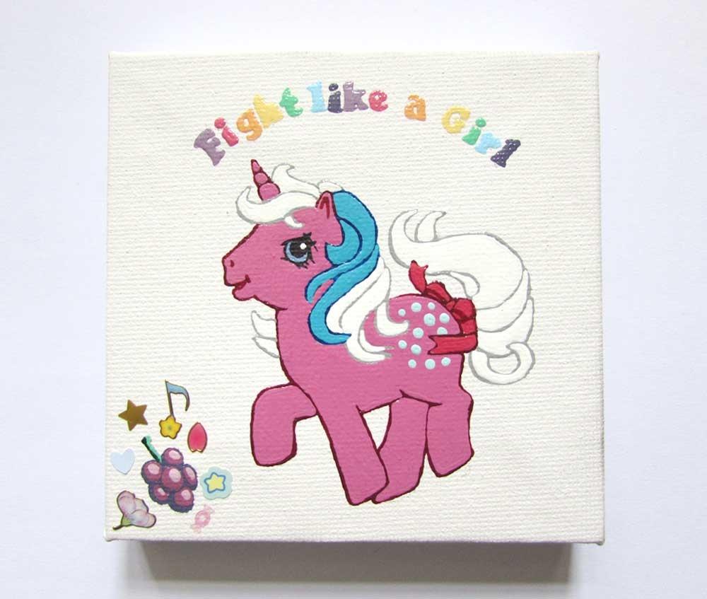 Ponies Against Patriarchy - Milky Way