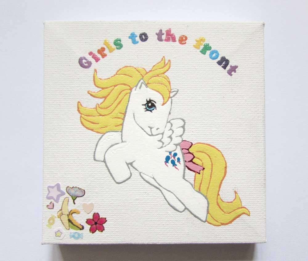 Ponies Against Patriarchy - Surprise
