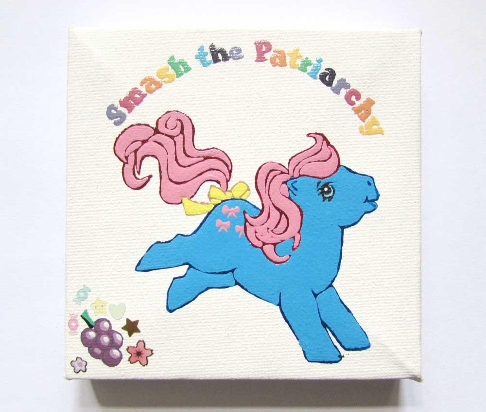 Ponies Against Patriarchy - Bowtie