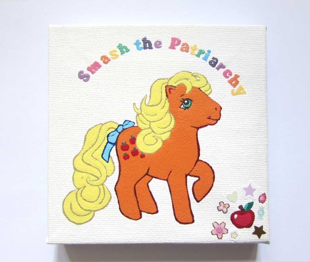 Ponies Against Patriarchy - Applejack