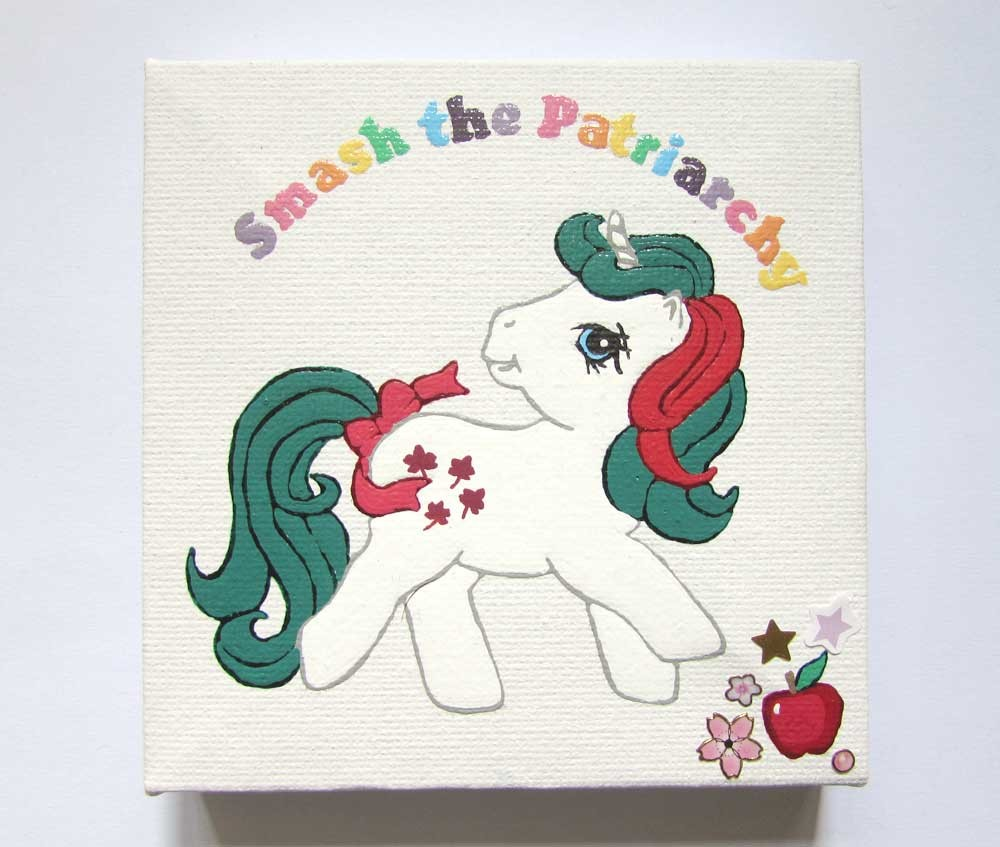 Ponies Against Patriarchy - Baby Gusty