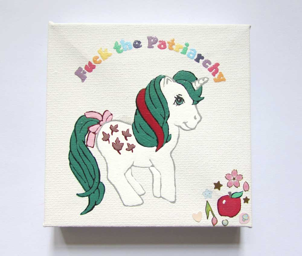 Ponies Against Patriarchy - Gusty