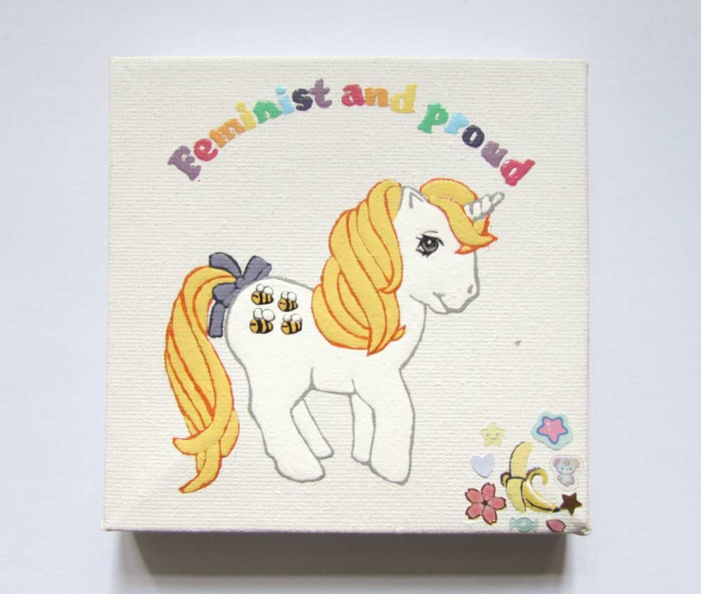 Ponies Against Patriarchy - Honeycomb