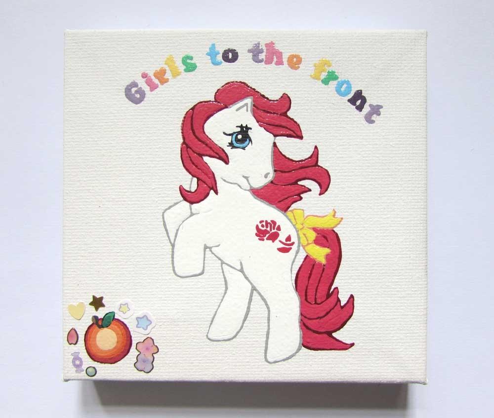 Ponies Against Patriarchy - Birthflower