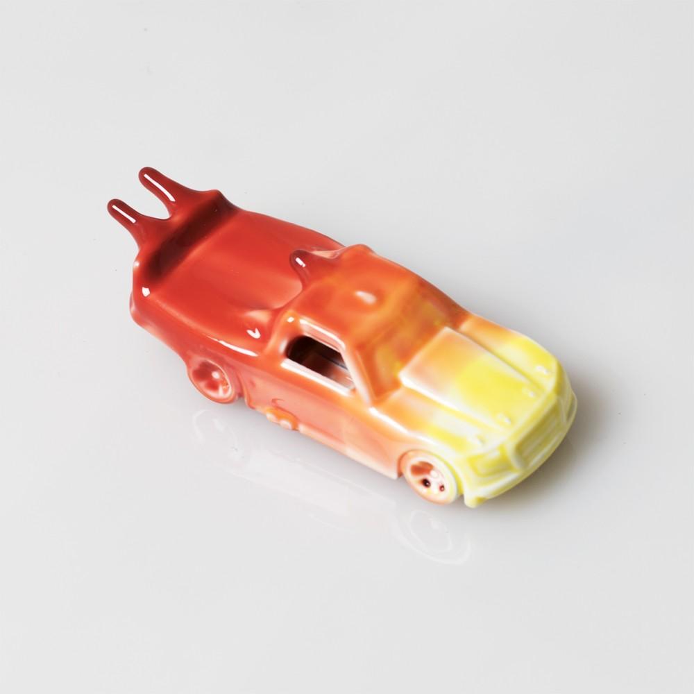 Sunrise Car, Fahrenheit 4.51.  25/31