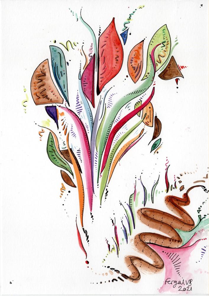 Flora + Fauna XIII