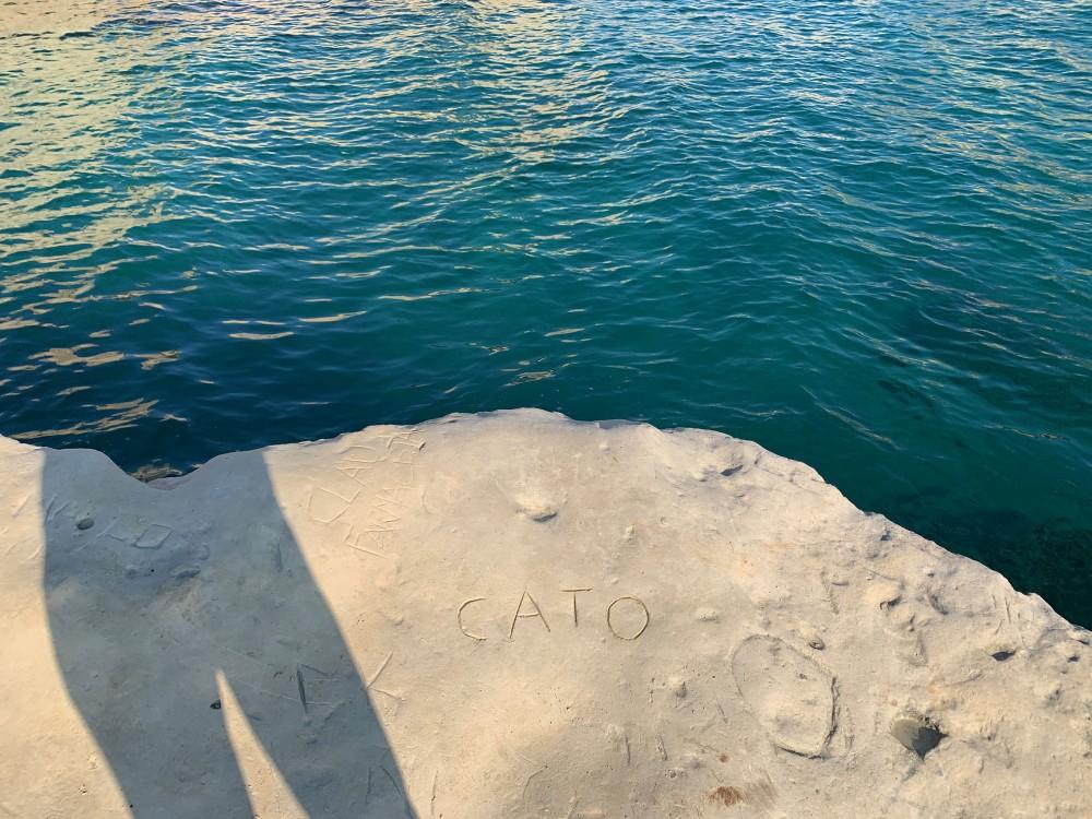 Cato Writing, San Andrea , Puglia 2020