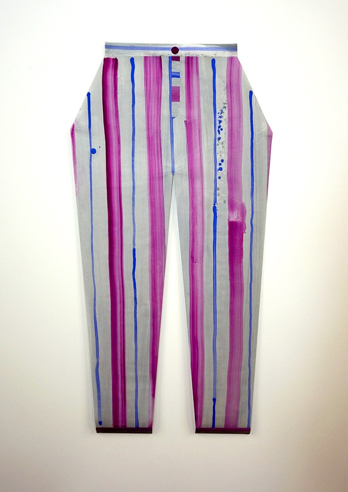 Stripey Bottoms (Trousers Only)
