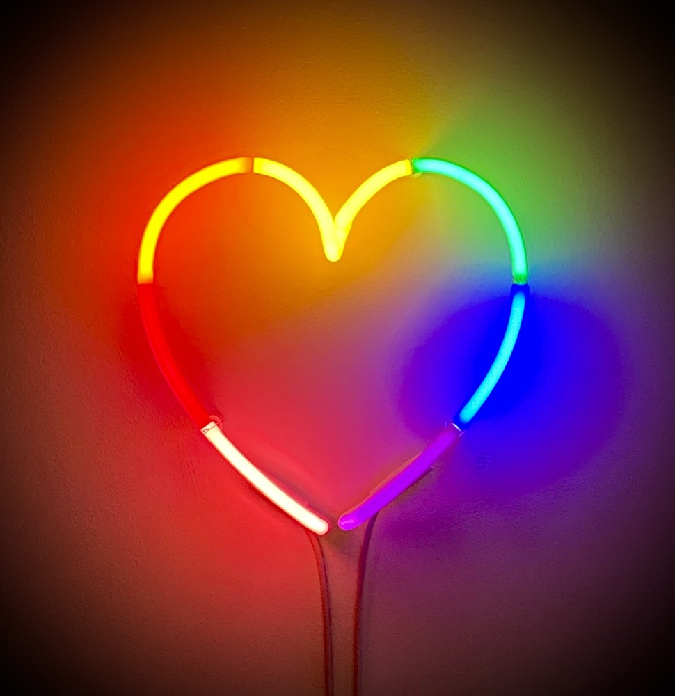 Spectrum Neon Heart, 2021