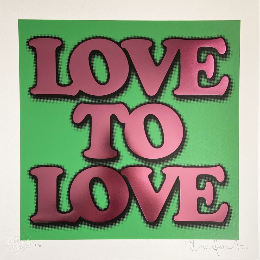 Love to Love Green
