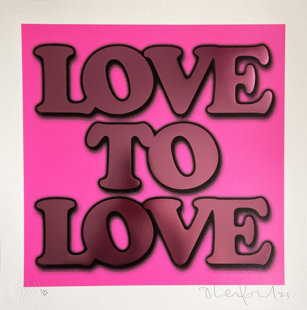 Love to Love Pink