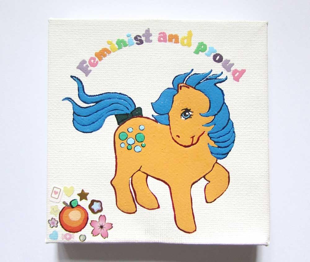 Ponies Against Patriarchy - Bubbles