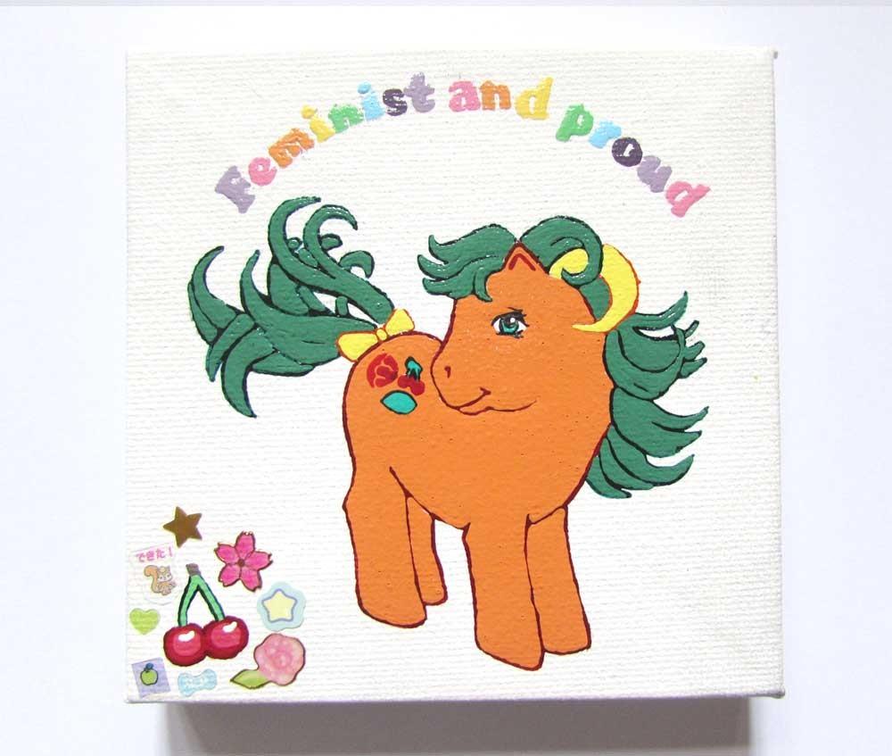 Ponies Against Patriarchy - Tutti Frutti