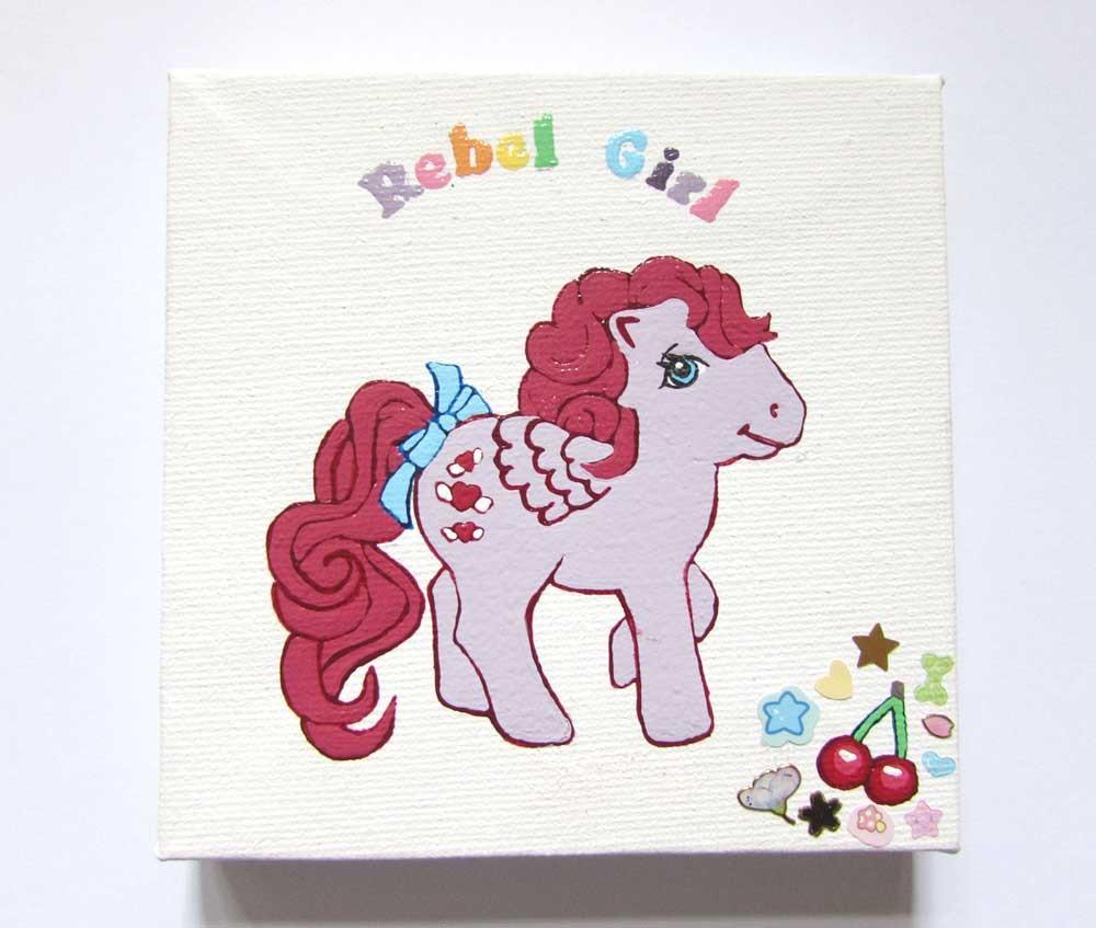 Ponies Against Patriarchy - Heart Throb