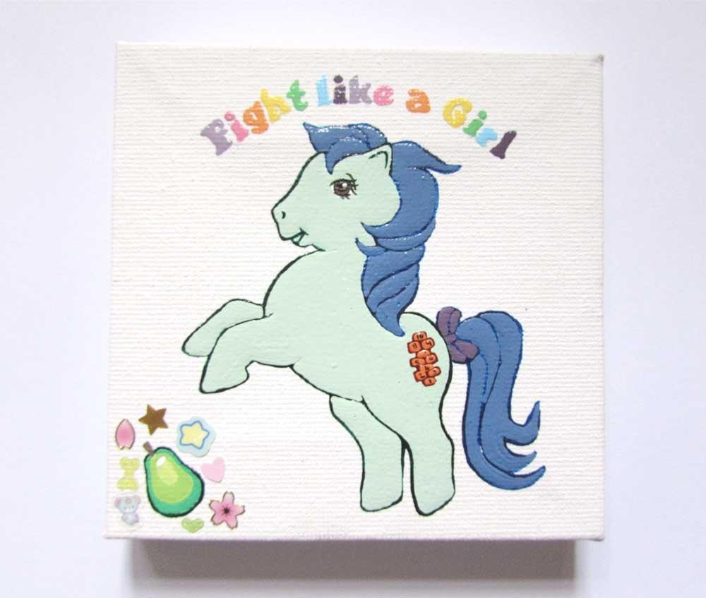 Ponies Against Patriarchy - Hopscotch