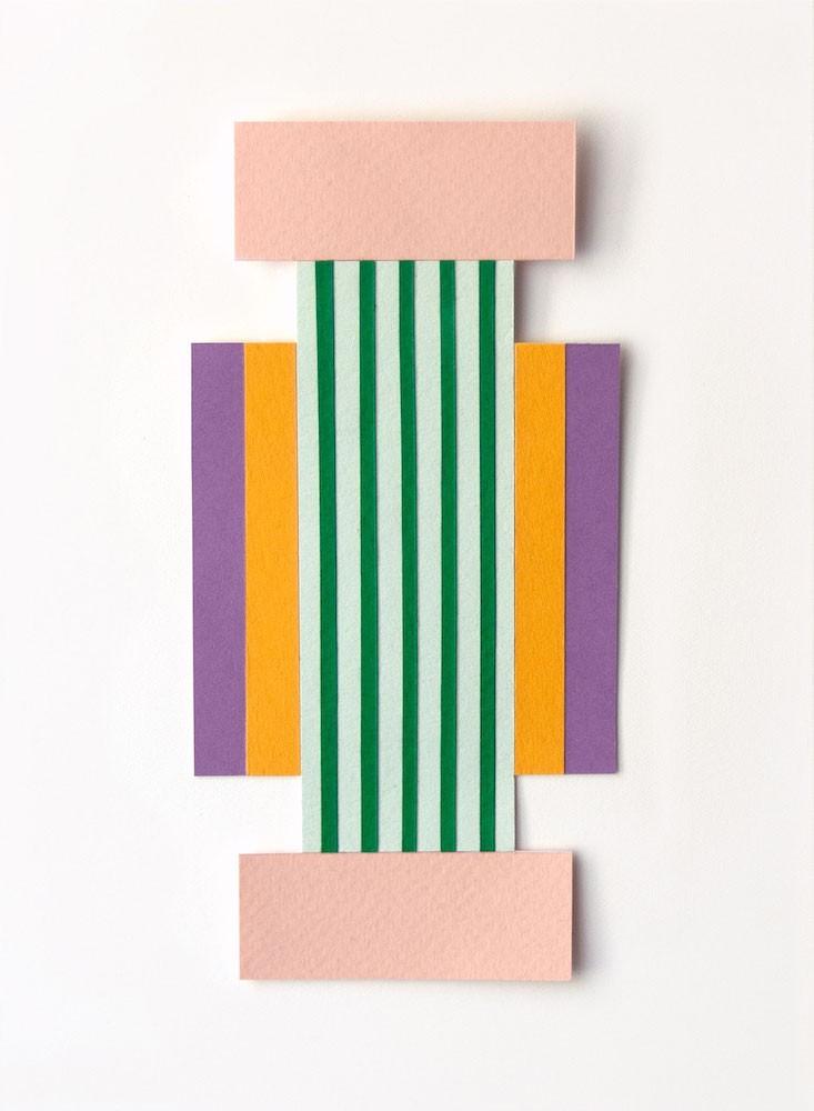 Circle | Stripe 03