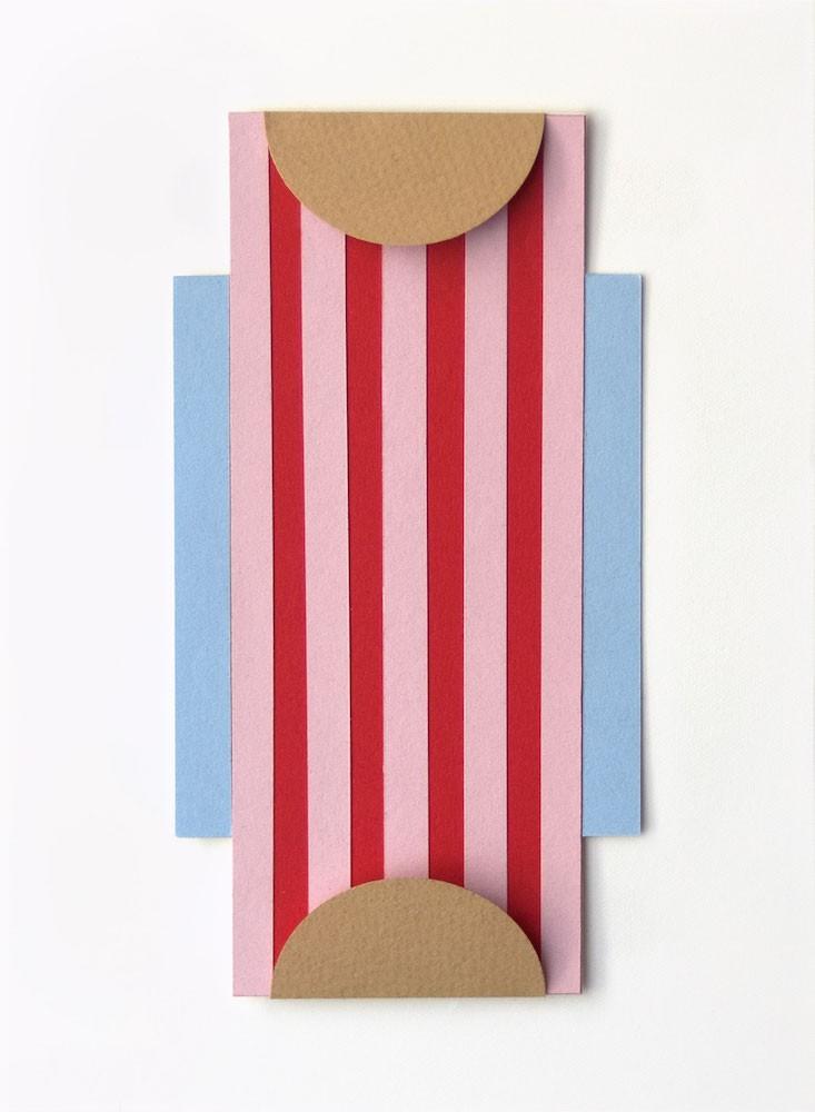 Circle | Stripe 06