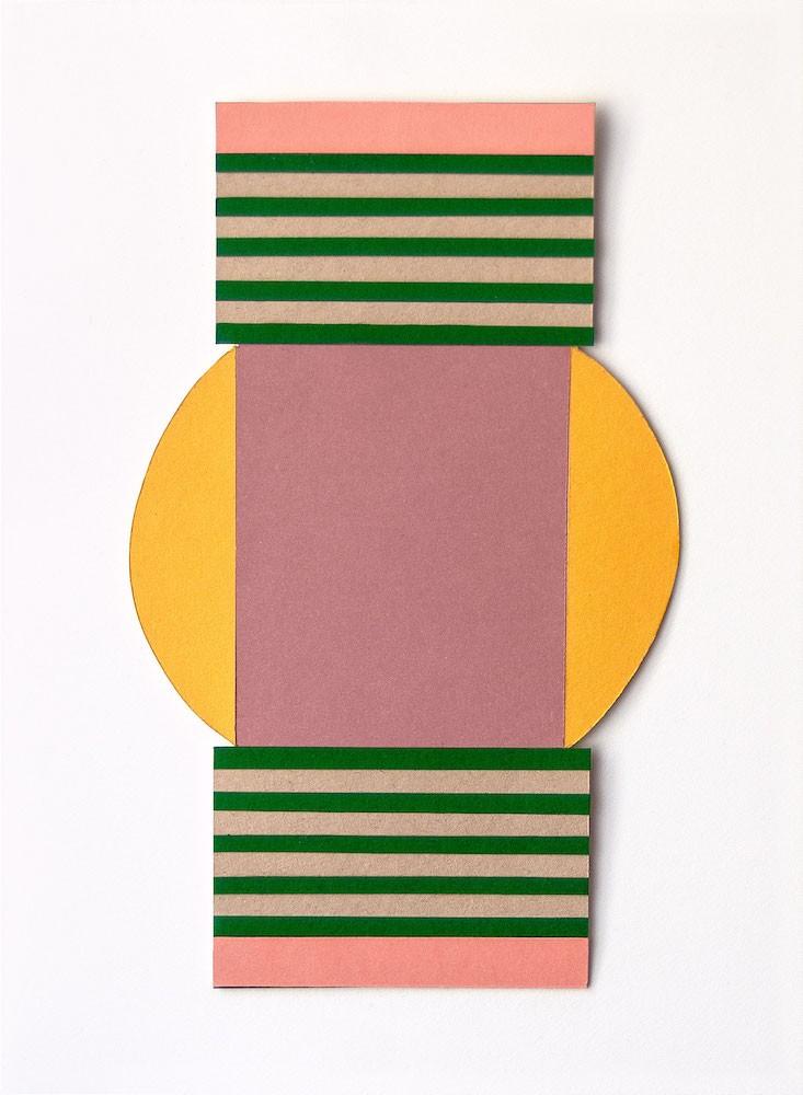 Circle | Stripe 07
