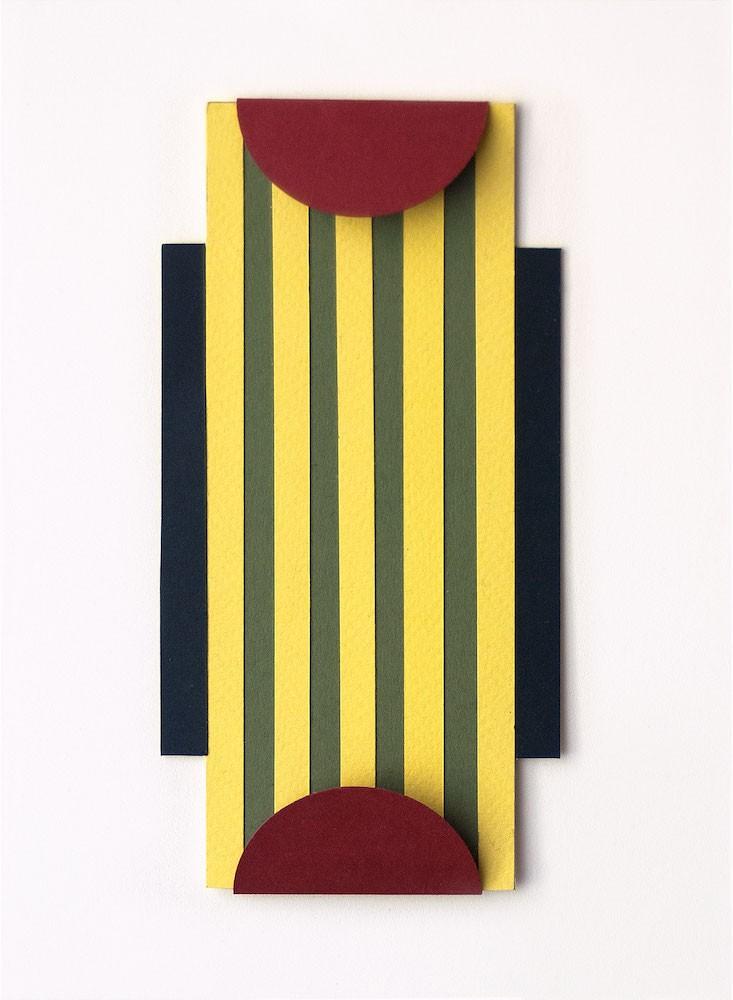 Circle | Stripe 16