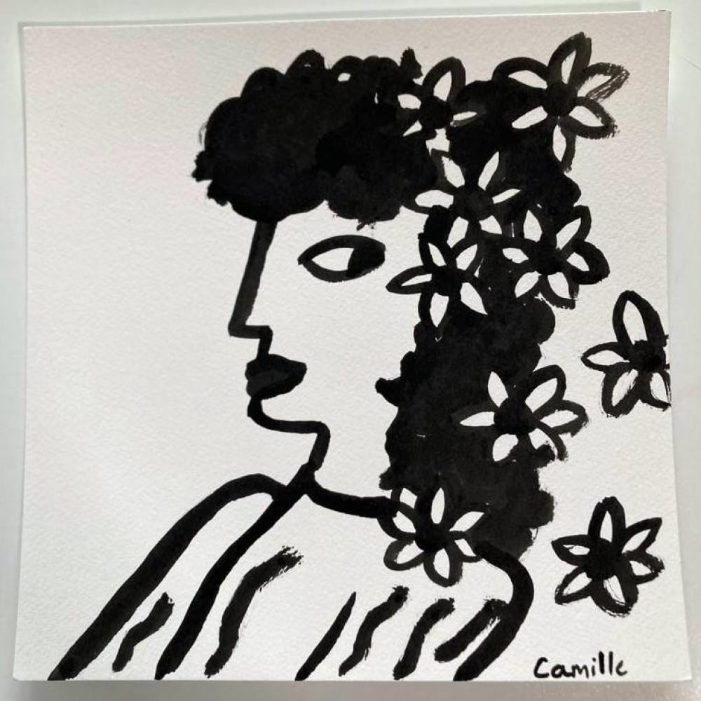 Flowers in my Hair (02)