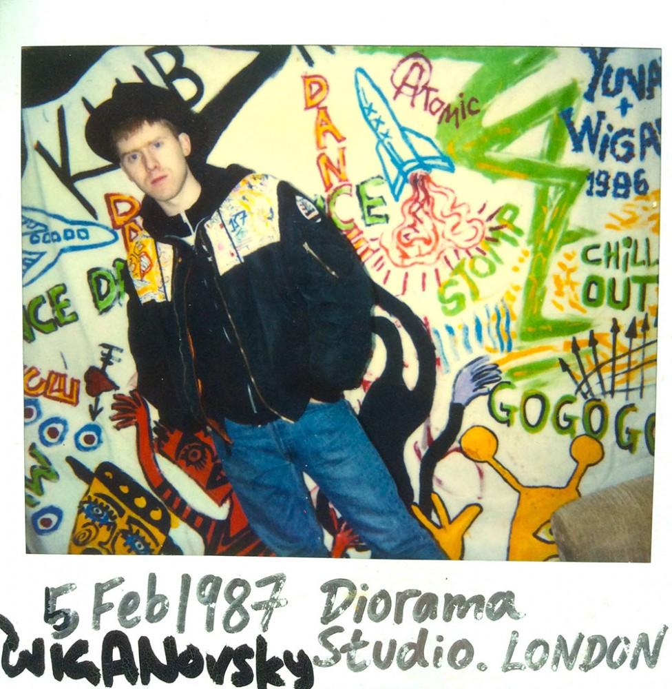 Ric Blackshaw on Mark Wigan