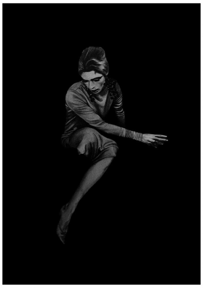 Edie - Unframed Giclée Print