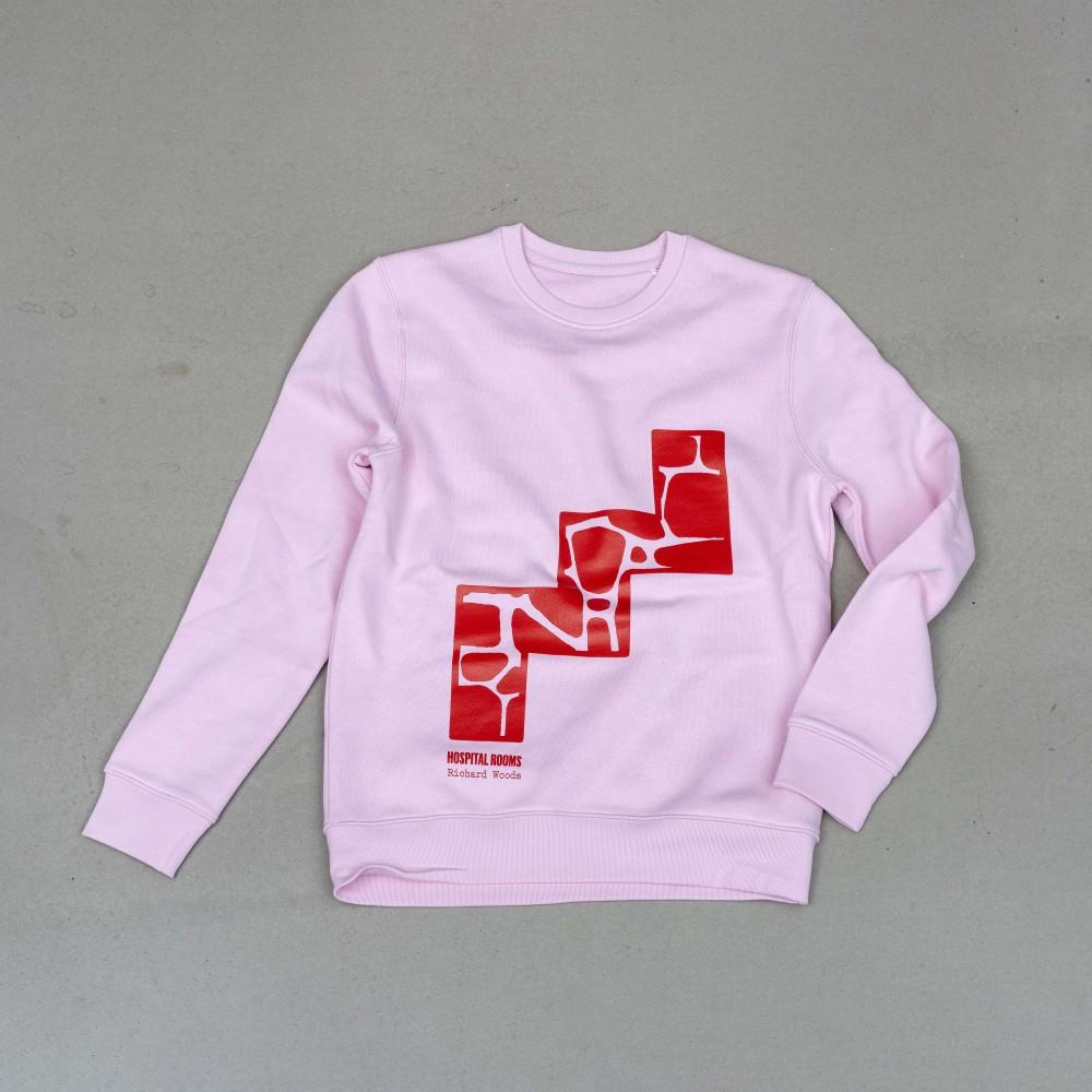 Hospital Rooms Sweatshirt (Medium)