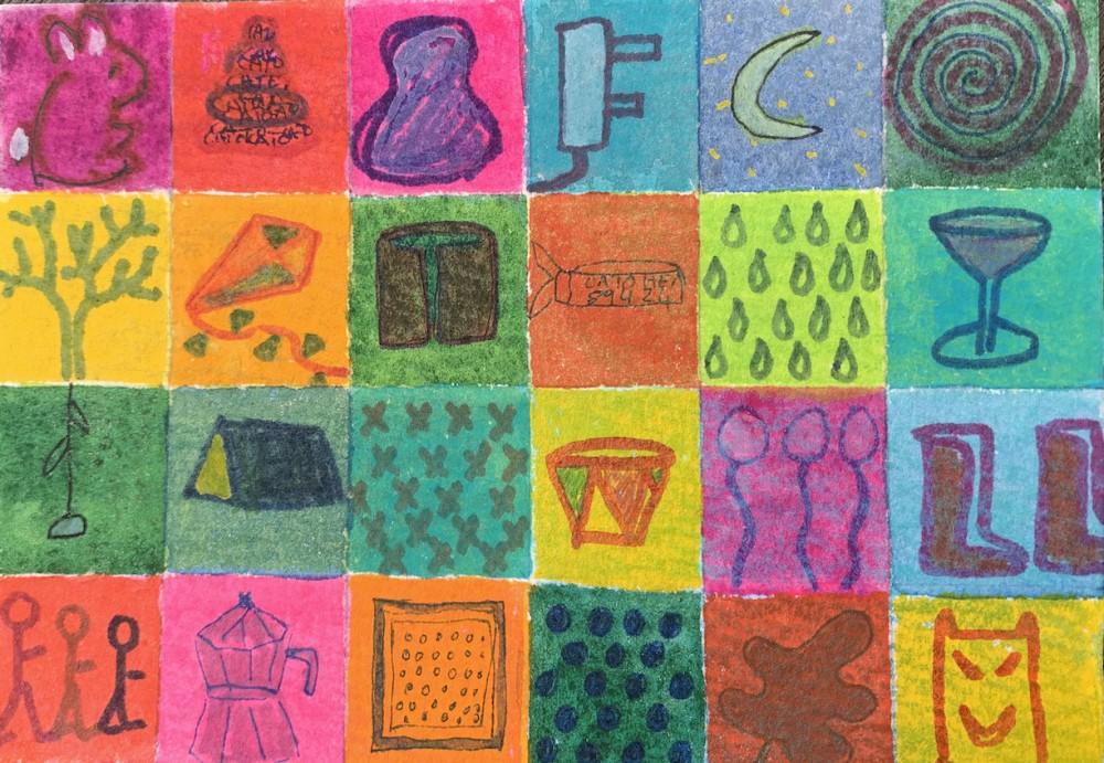 Cato Hieroglyphs