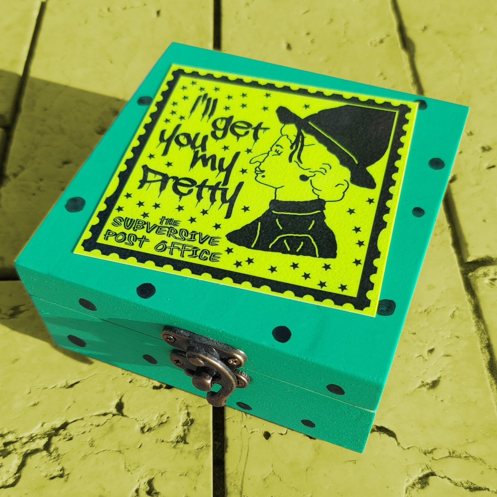 I'll get you My Pretty Wicked Witch Limited Boxset