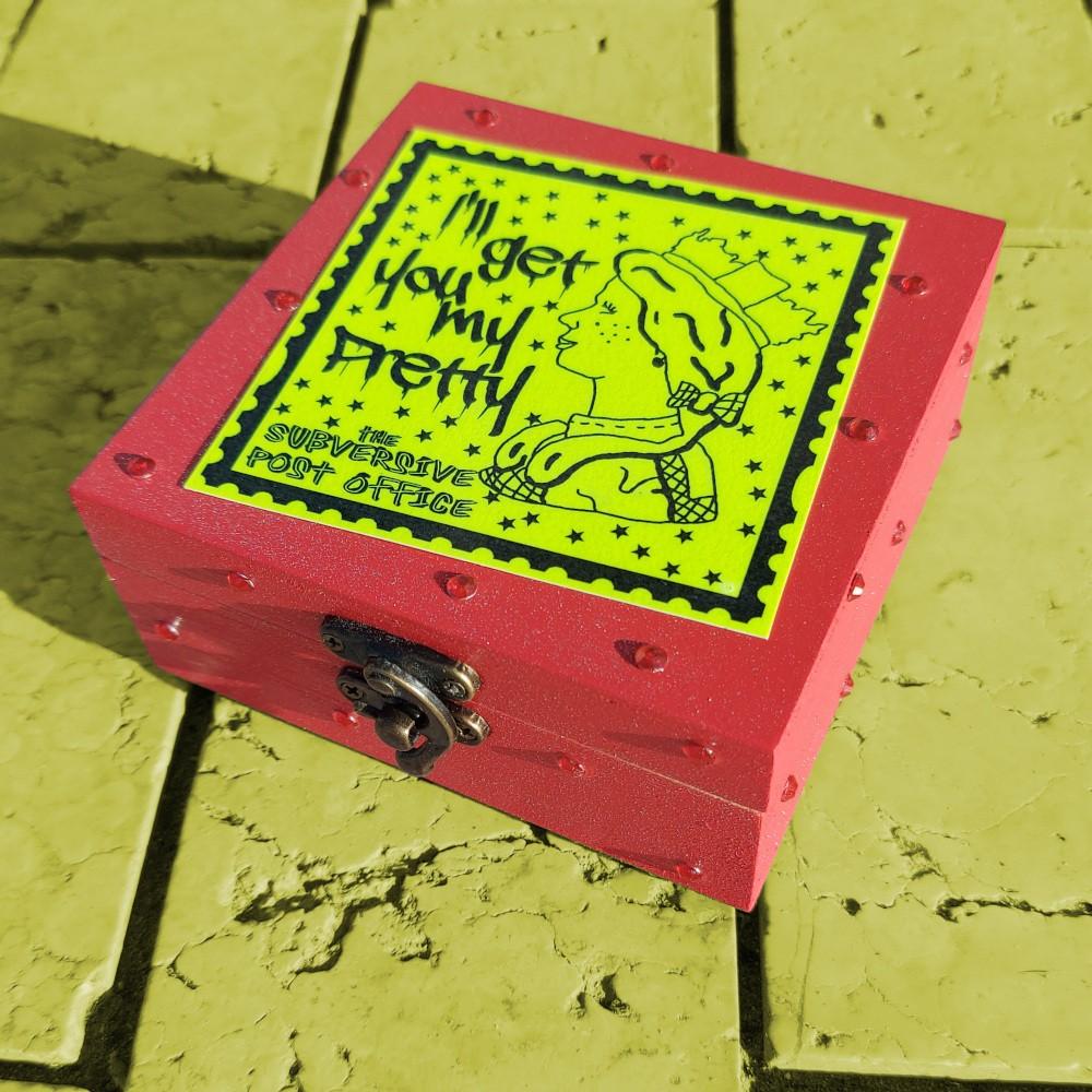 I'll get you My Pretty Dorothy Limited Boxset