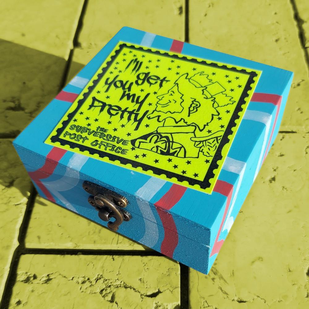 I'll get you My Pretty Monkey Limited Boxset