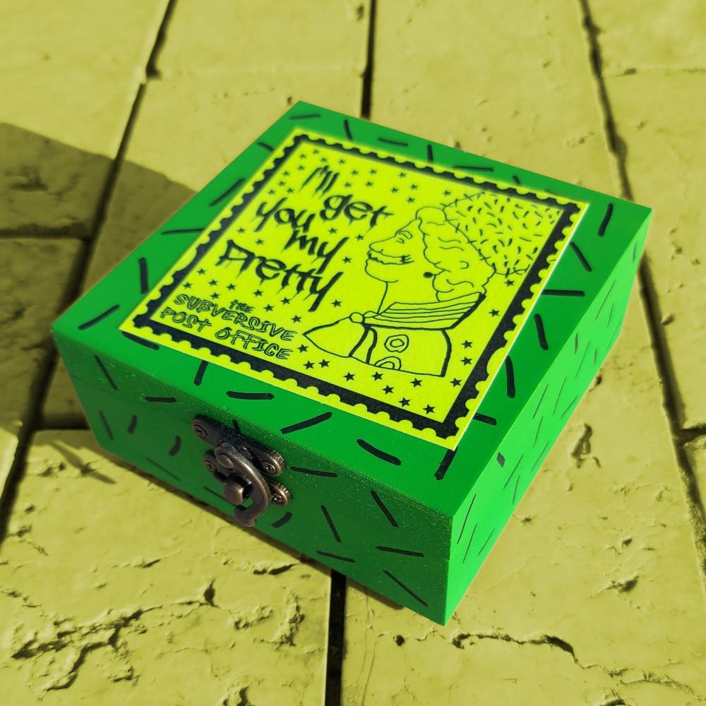 I'll get you My Pretty Wizard Limited Boxset
