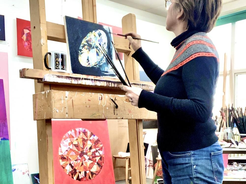 A studio visit with Paula MacArthur